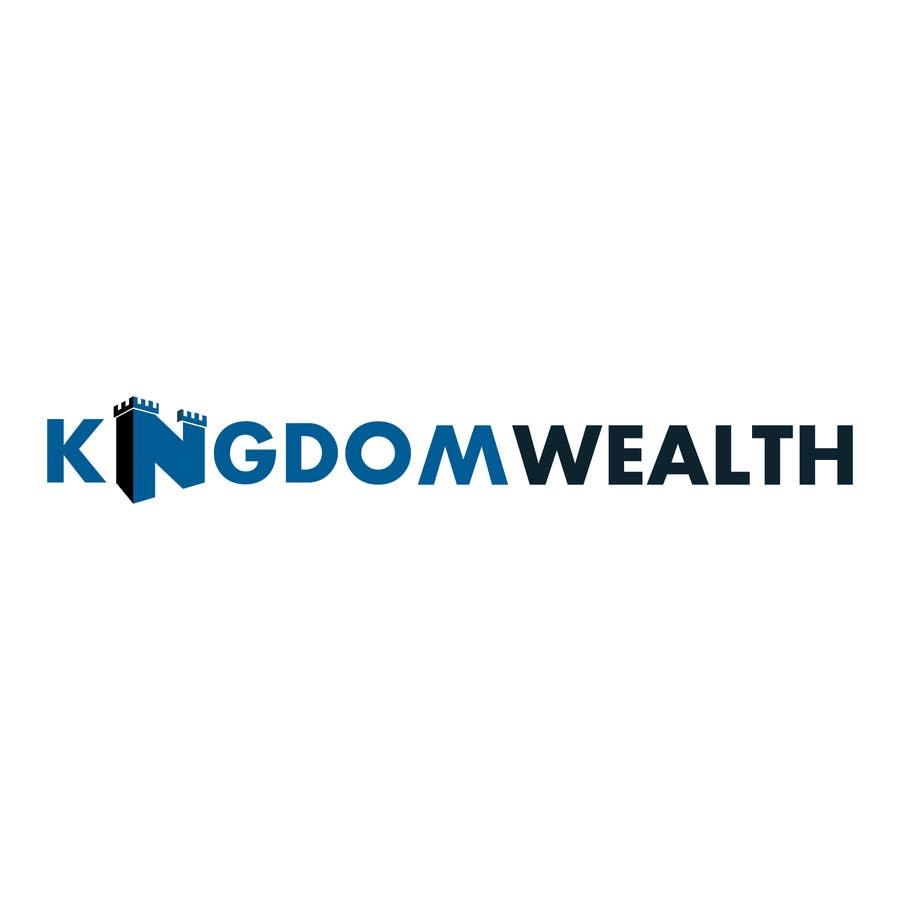 Bài tham dự cuộc thi #                                        27                                      cho                                         Design a Logo exuding KINGDOM WEALTH Int Realty