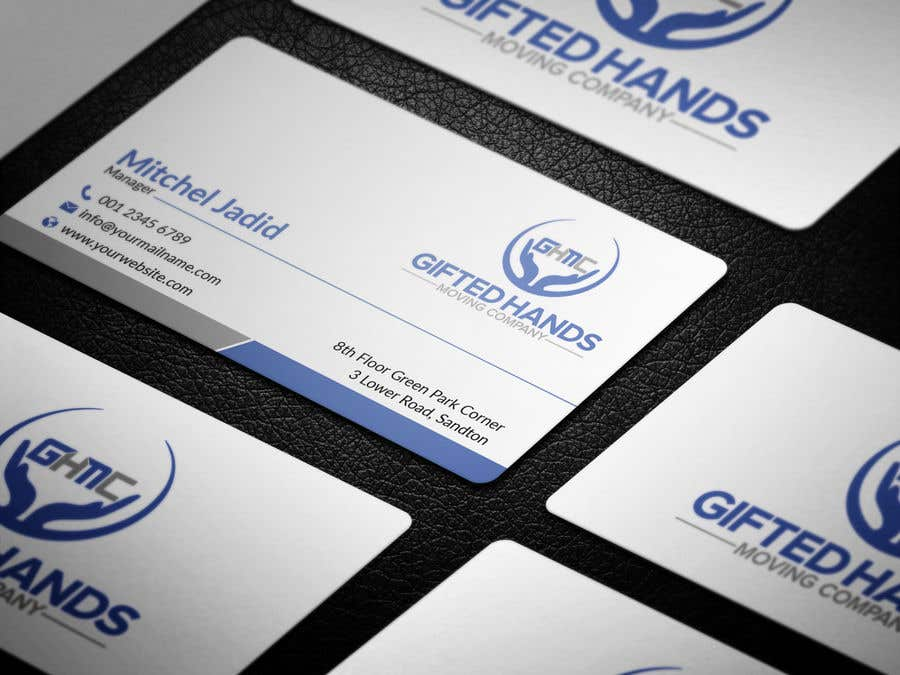 Entry 247 by jadid91 for ghm design business cards freelancer business card colourmoves