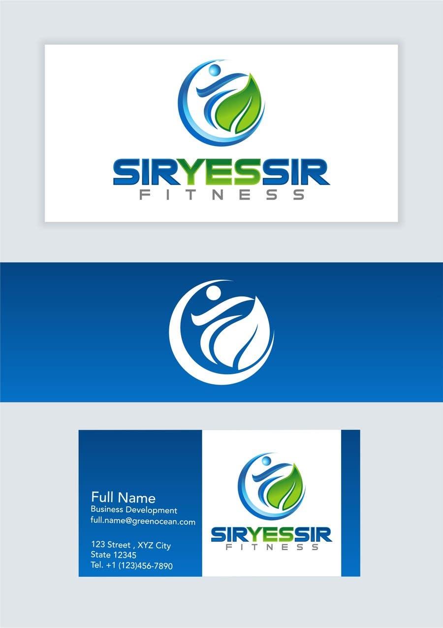 #127 for Logo Design for Fitness Business by jummachangezi