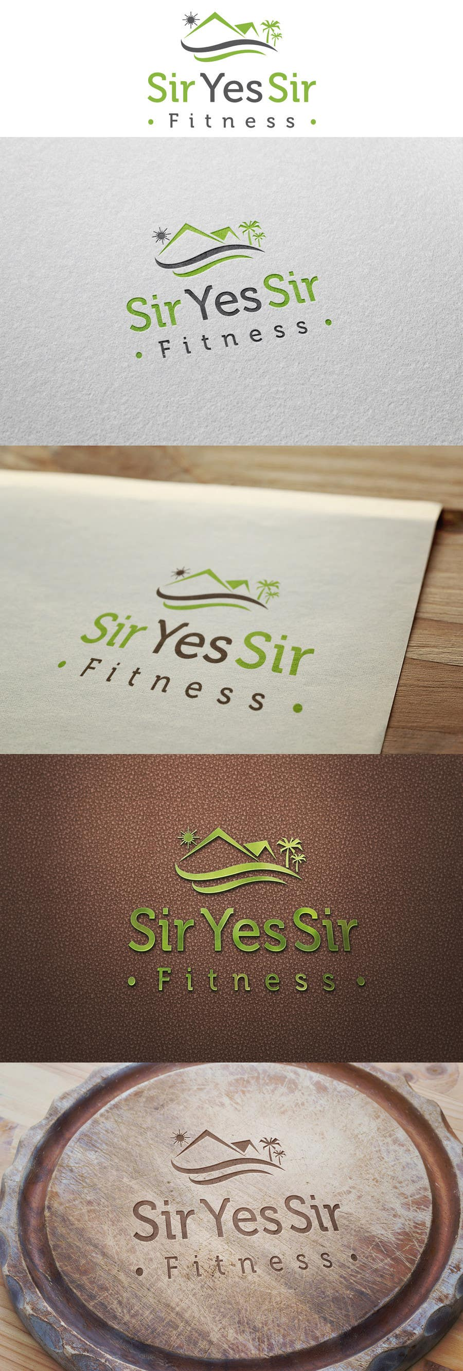 Конкурсная заявка №233 для Logo Design for Fitness Business