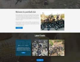 #13 untuk Wordpress Site for a Paintball team. oleh stevewordpress