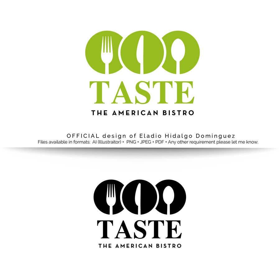 Конкурсная заявка №218 для Design a Restaurant Logo