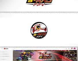 #110 for B-Rad FPV Gravitar, Avatar, Logo... by eliartdesigns