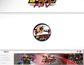 #117 for B-Rad FPV Gravitar, Avatar, Logo... by eliartdesigns