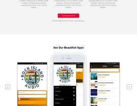 #29 for Design a webpage af riktapodder23