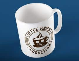 #6 for Design a Logo for Coffee Knight Productions by robsonpunk