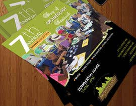 #45 for Flyer for a Festival by ziaultuba16