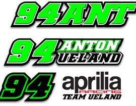 Nro 18 kilpailuun Design raceteam/rider profile logos käyttäjältä Stefan2iggy