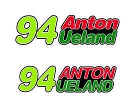 Nro 31 kilpailuun Design raceteam/rider profile logos käyttäjältä ABgrades