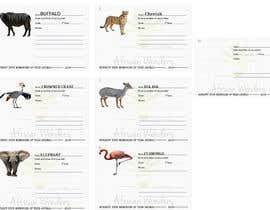 #25 for The Animal Passport - Safari Project by khaledalmanse
