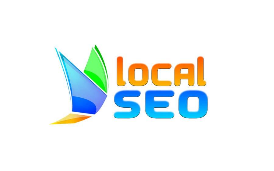 Kilpailutyö #177 kilpailussa Logo Design for Local SEO Inc