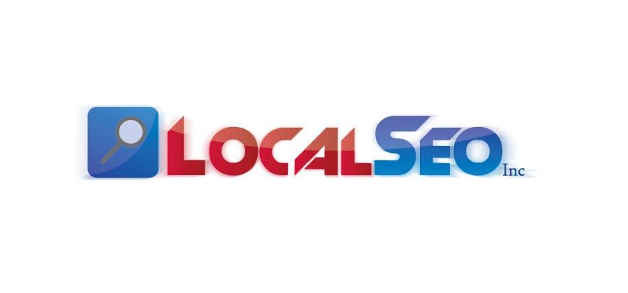 Kilpailutyö #194 kilpailussa Logo Design for Local SEO Inc