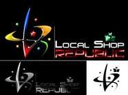 Graphic Design Конкурсная работа №334 для Logo Design for Local Shop Republic