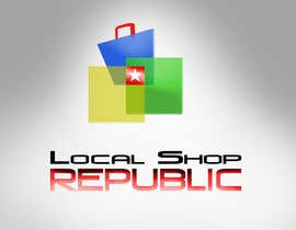 #546 untuk Logo Design for Local Shop Republic oleh samslim