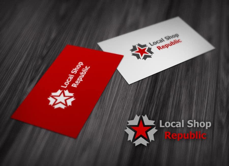 Конкурсная заявка №747 для Logo Design for Local Shop Republic