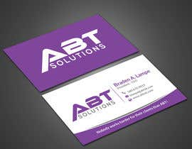 #28 for Build me a business card design by patitbiswas