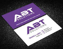 #289 for Build me a business card design by iqbalsujan500