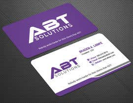 #399 for Build me a business card design by iqbalsujan500