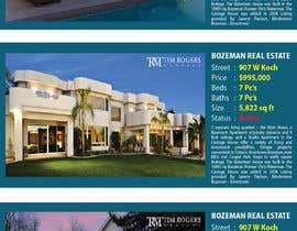 "#6 para Real Estate ""Top 10"" Page design. de tazulv2027"