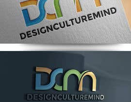 #24 for Design a Logo, Font, Icon and Colour Scheme for DesignCultureMind (may lead to a larger design project) by rashedhannan