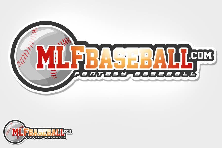 #141 for Logo Design for MLFBaseball.com by rogeliobello