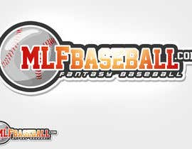 #141 for Logo Design for MLFBaseball.com by rogeliobello