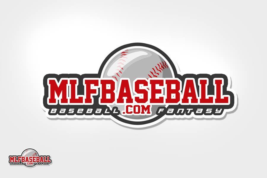 #181 for Logo Design for MLFBaseball.com by rogeliobello