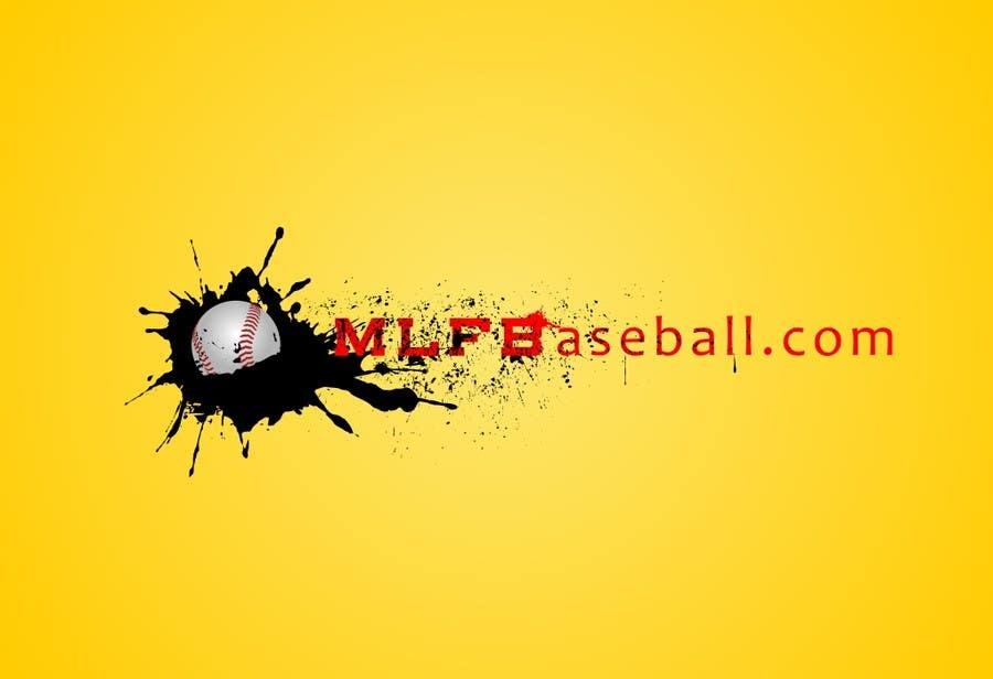 #169 for Logo Design for MLFBaseball.com by gulivan