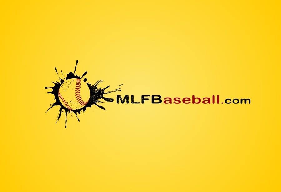 #172 for Logo Design for MLFBaseball.com by gulivan