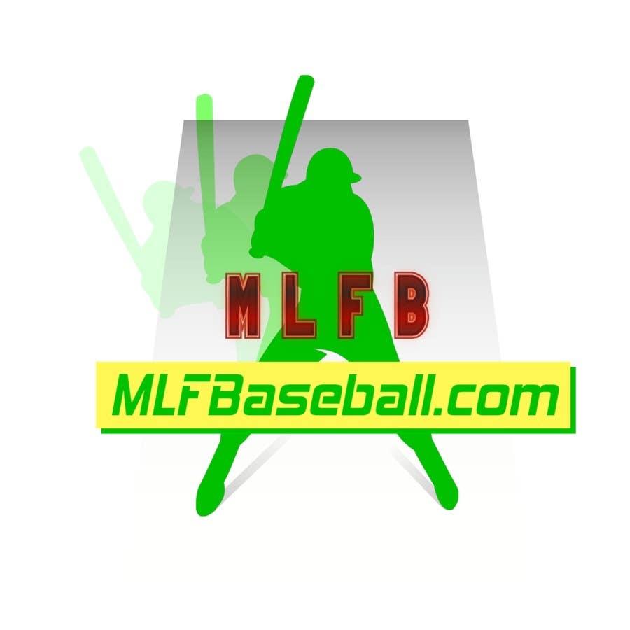 Inscrição nº 189 do Concurso para Logo Design for MLFBaseball.com