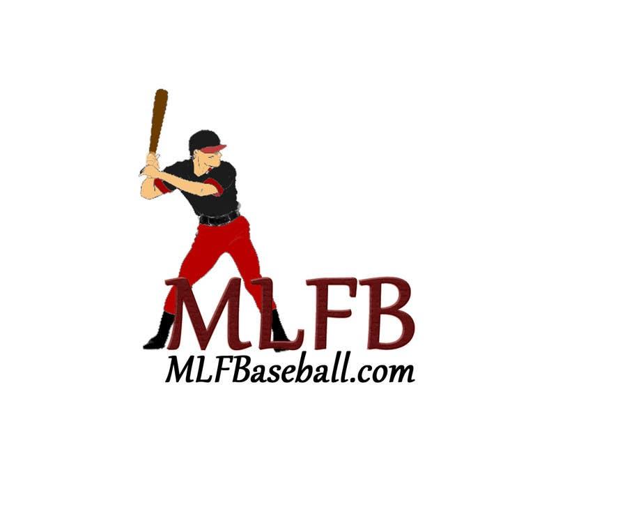 Inscrição nº 109 do Concurso para Logo Design for MLFBaseball.com