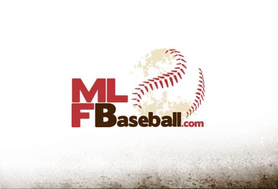 #128 for Logo Design for MLFBaseball.com by bdrahas