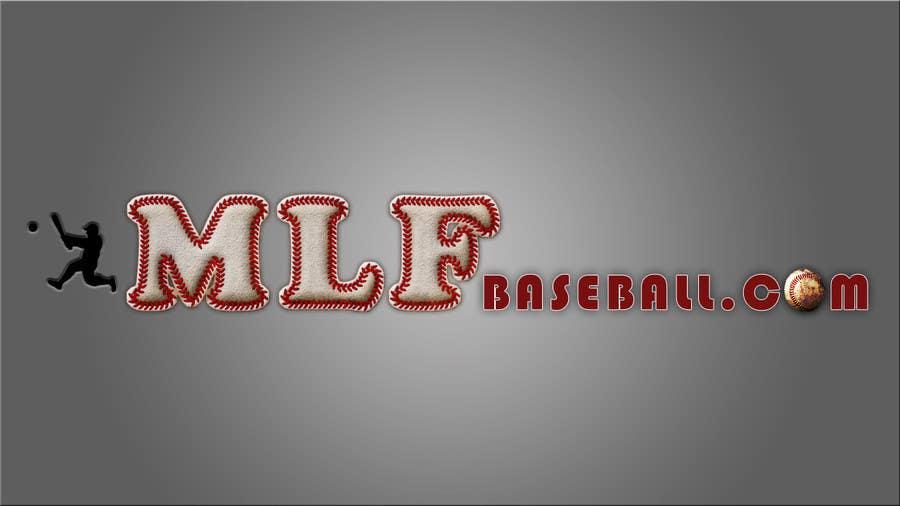 Inscrição nº 53 do Concurso para Logo Design for MLFBaseball.com