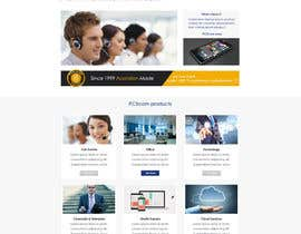 Nro 15 kilpailuun Design a Website Mockup for Software Company käyttäjältä sanduice