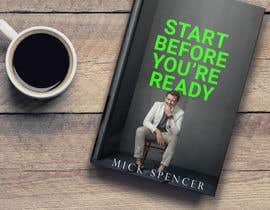 #29 for BOOK DESIGN CONTEST-START BEFORE YOU'RE READY af FASteamdesign