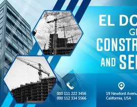 Nro 43 kilpailuun Design a construction company logo. käyttäjältä fahimasad27