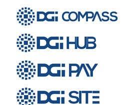 Nro 44 kilpailuun Font based Logo käyttäjältä shohanapbn
