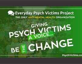 #47 untuk Design Social Media Banners for Everyday Psych Victims Project oleh jamiu4luv