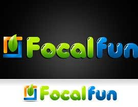 #491 za Logo Design for Focal Fun od shakimirza