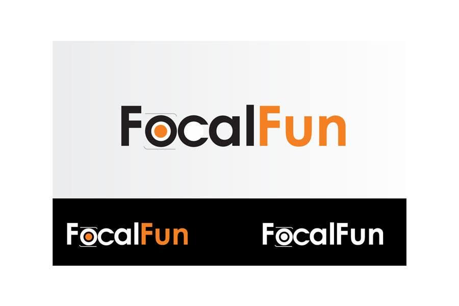 Kilpailutyö #357 kilpailussa Logo Design for Focal Fun