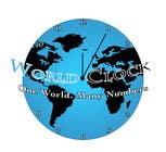 Graphic Design Конкурсная работа №19 для Logo Design for WorldClock.com