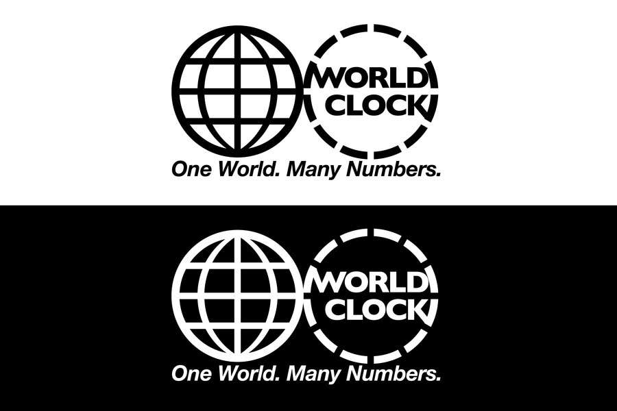 #354 for Logo Design for WorldClock.com by stanbaker