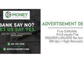 #13 для Advertisement for KCMONEY.COM від GaziJamil