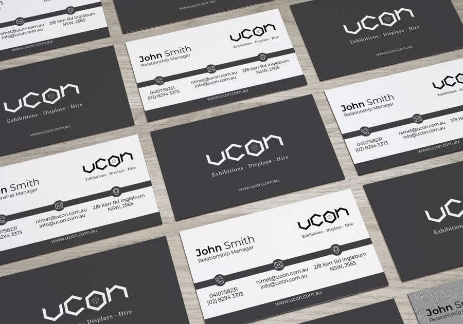 Kilpailutyö #80 kilpailussa Designer Business Card