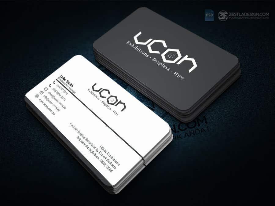 Kilpailutyö #62 kilpailussa Designer Business Card