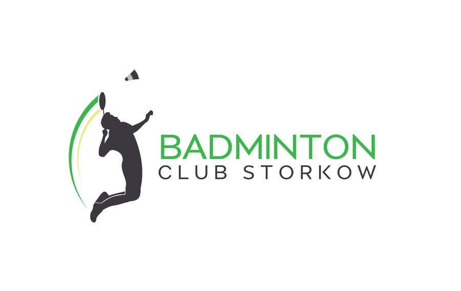 Entry #256 by sengadir123 for Badminton Club Logo design
