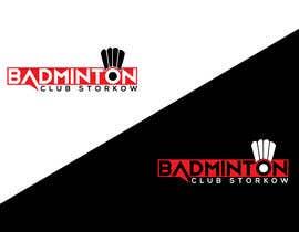#186 for Badminton Club Logo design by tamimlogo6751