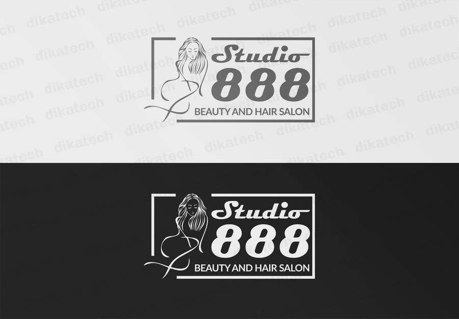 Конкурсна заявка №75 для Logo and business card for small independent beauty salon