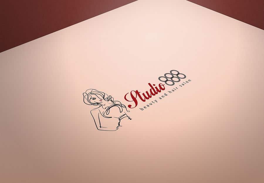 Конкурсна заявка №115 для Logo and business card for small independent beauty salon