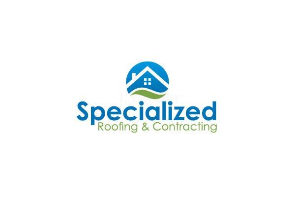 Kilpailutyö #59 kilpailussa Logo Design for Specialized Roofing & Contracting, Inc.